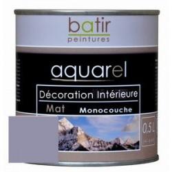 ACRYLIQUE DECORATION INT MAT 0,5 L ORAGE AQUAREL