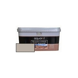 ACRYLIQUE DECORATION INT SATIN 2,5 L TAUPE AQUAREL