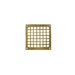 GRILLE AERATION FONTE 15X15         507341