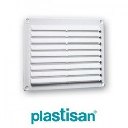 GRILLE RECTANGULAIRE 157X200 EP 15 BLANC 99534