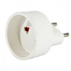 ADAPTATEUR 4,8 4MM 6A 16 A   BLISTER AFEE6A ARCO