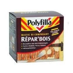 REPAR BOIS MASTIC 2X250G  POLYFILLA