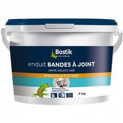 ENDUIT BANDES A JOINT 5KG BOSTIK NOUVEAU
