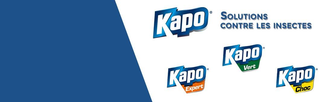 Solutions Kapo disponibles